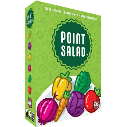 Picture of Point Salad