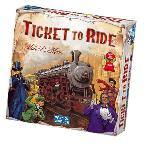 Picture of Ticket to Ride