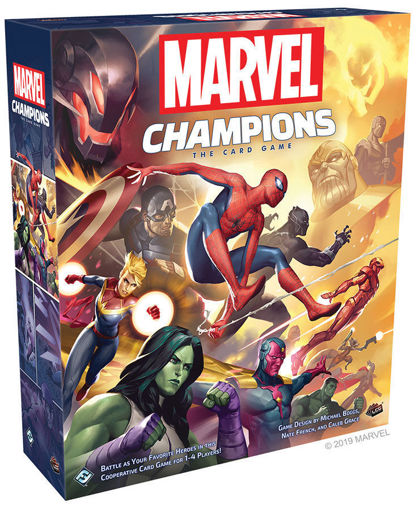 Picture of Marvel Champions Core