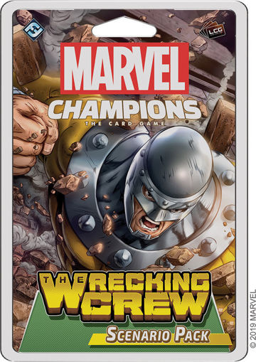 Picture of Marvel Champions: Wrecking Crew