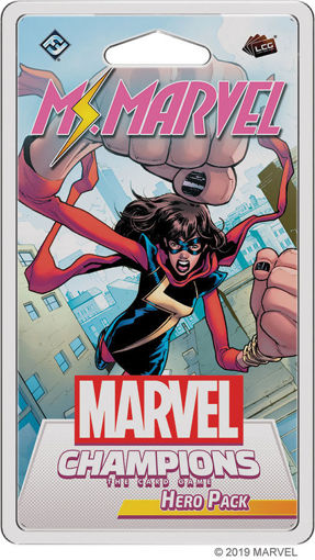Picture of Marvel Champions: Ms Marvel