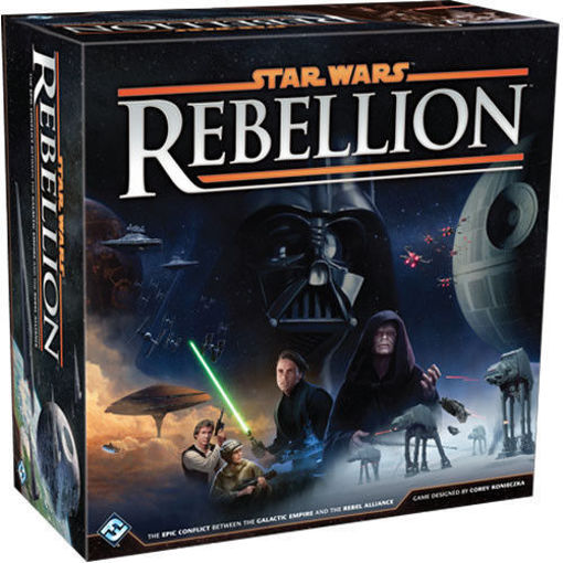 Picture of Star Wars Rebellion