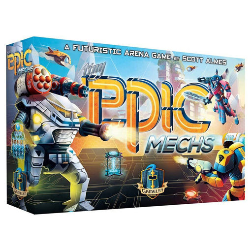 Picture of Tiny Epic Mechs