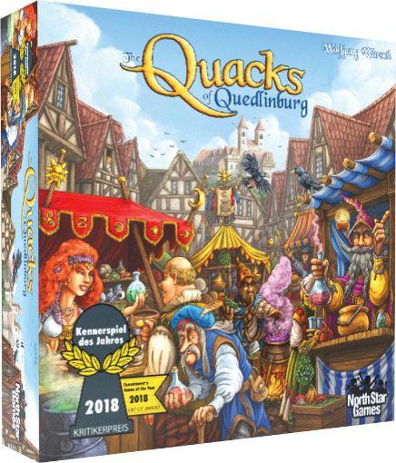 Picture of Quacks of Quadelburg