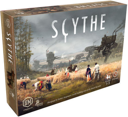 Picture of Scythe