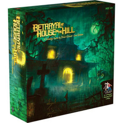 Picture of Betrayal at the House on the Hill