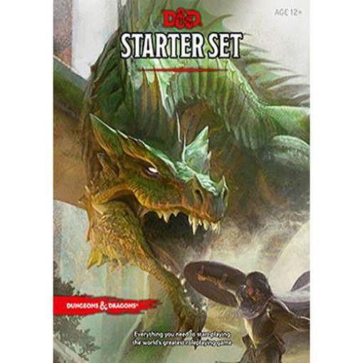 Picture of D&D 5E: Starter Set