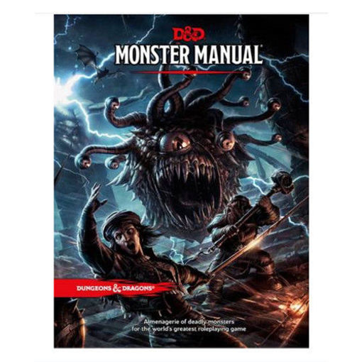 Picture of D&D 5E: Monster Manual