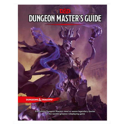 Picture of D&D 5E: Dungeon Masters Guide