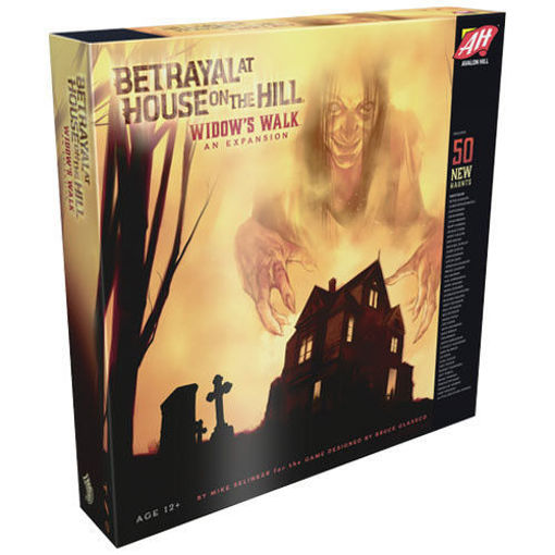 Picture of Betrayal at the House on the Hill: Widows Walk