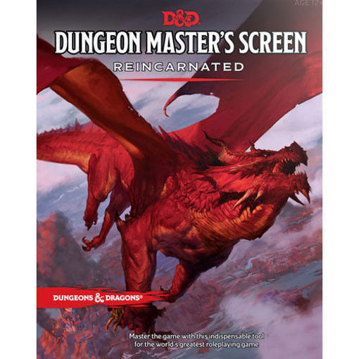 Picture of D&D 5E: Dungeon Masters Screen
