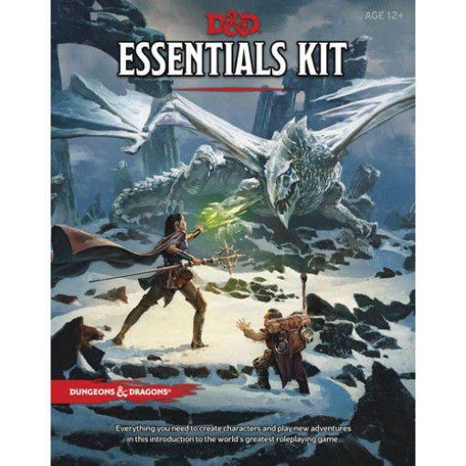 Picture of D&D 5E: Essentials Kit