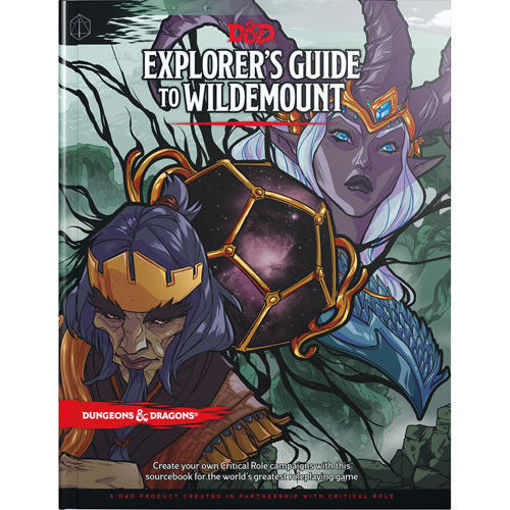 Picture of D&D 5E: Explorers Guide to Wildemount
