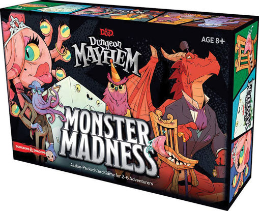 Picture of Dungeon Mayhem: Monster Mashup