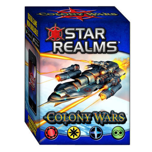 Picture of Star Realms: Colony Wars