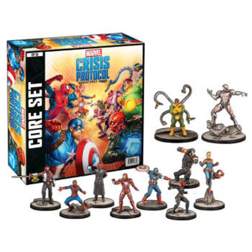 Picture of Marvel: Crisis Protocol - Core Set