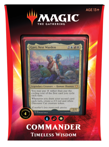 Picture of Commander 20 - Timeless Wisdom