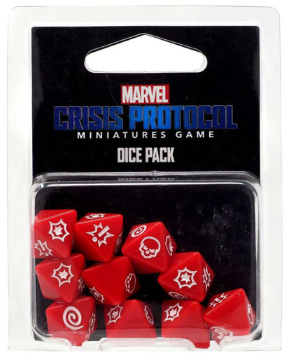 Picture of Marvel: Crisis Protocol - Dice Pack