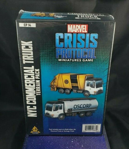Picture of Marvel: Crisis Protocol - NYC Commercial Truck Terrain Pack