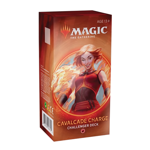 Picture of MTG Challenger 20: Cavalcade Charge