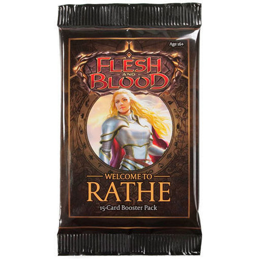 Picture of Flesh and Blood: Welcome To Rathe Booster