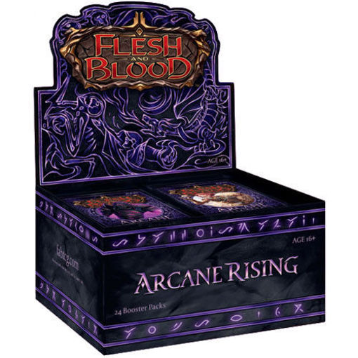 Picture of Flesh and Blood: Arcane Rising Booster Display (24 pk)