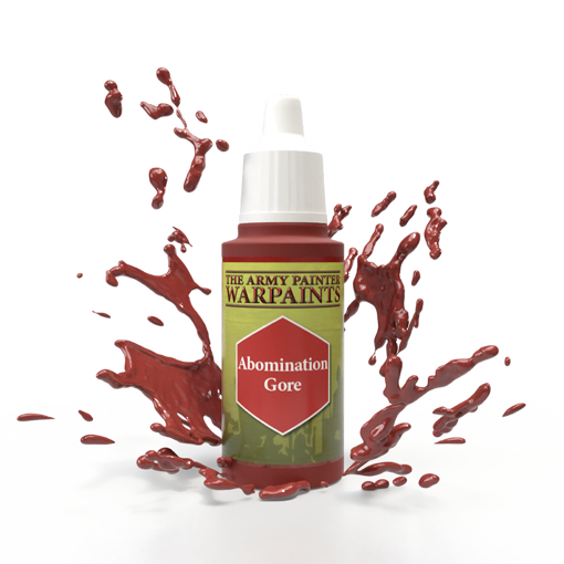 Picture of Warpaints: Abomination Gore 18ml