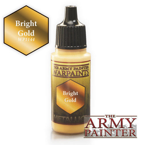 Picture of Warpaints: Bright Gold 18ml
