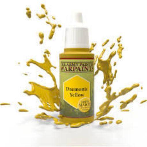Picture of Warpaints: Daemonic Yellow 18ml