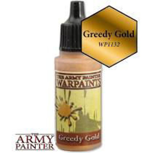 Picture of Warpaints: Greedy Gold 18ml