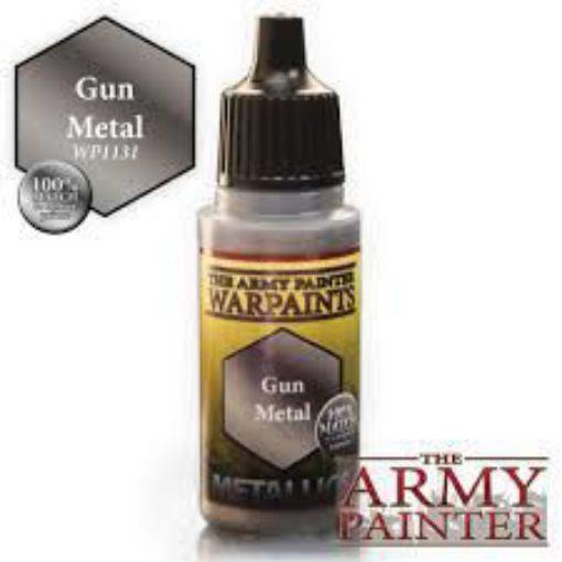 Picture of Warpaints: Gun Metal 18ml