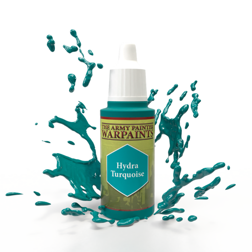Picture of Warpaints: Hydra Turquoise 18ml