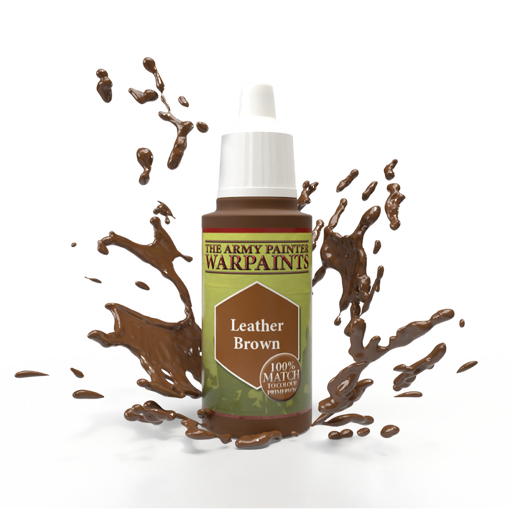 Picture of Warpaints: Leather Brown 18ml
