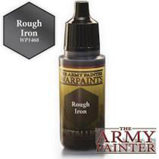 Picture of Warpaints: Rough Iron 18ml