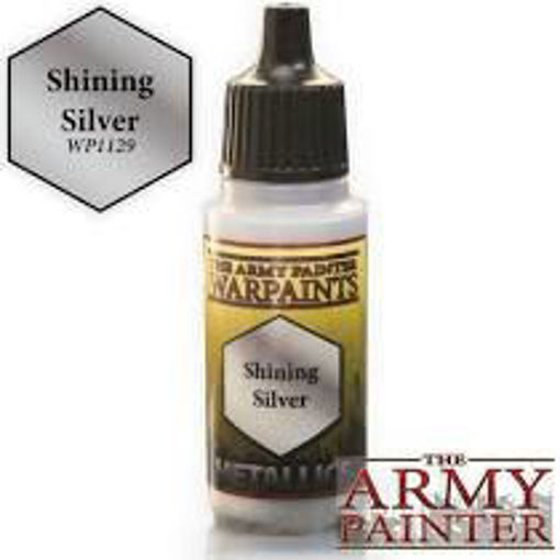 Picture of Warpaints: Shining Silver 18ml