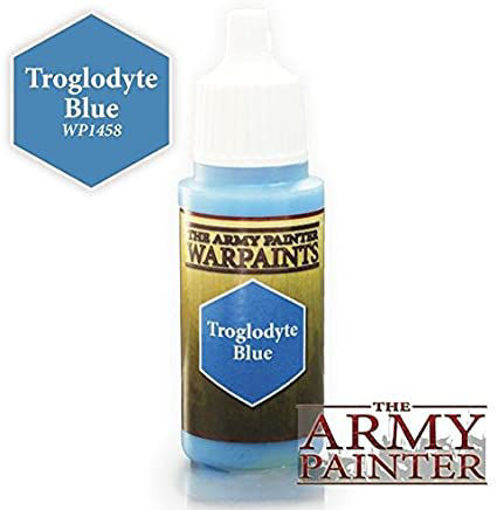Picture of Warpaints: Troglodyte Blue 18ml