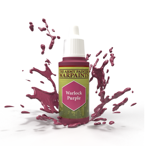Picture of Warpaints: Warlock Purple 18ml