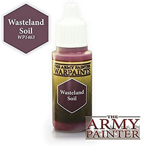 Picture of Warpaints: Wasteland Soil 18ml