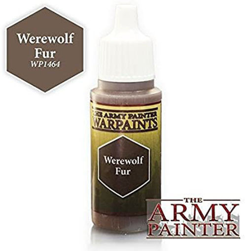 Picture of Warpaints: Werewolf Fur 18ml