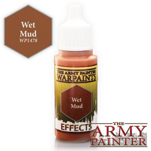 Picture of Warpaints: Wet Mud 18ml
