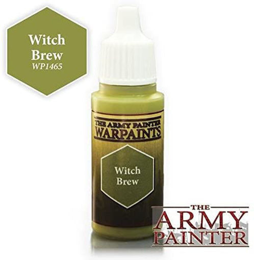 Picture of Warpaints: Witch Brew 18ml