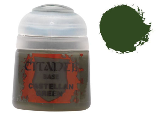Picture of Citadel Paint: Base - Castellan Green