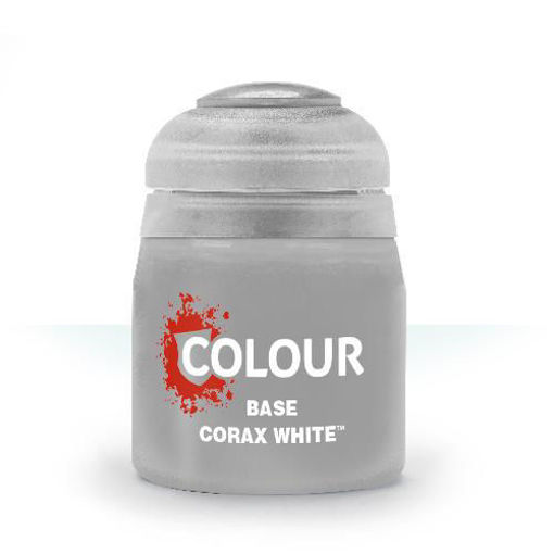 Picture of Citadel Paint: Base - Corax White