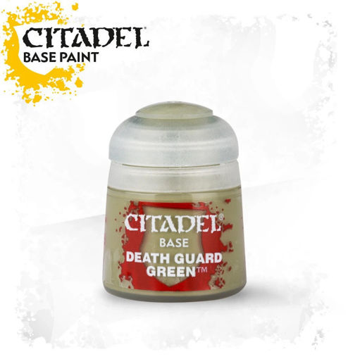 Picture of Citadel Paint: Base - Death Guard Green 12ml