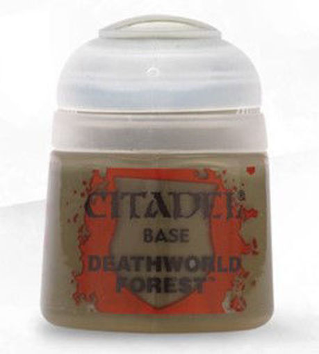 Picture of Citadel Paint: Base - Deathworld Forest