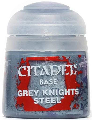 Picture of Citadel Paint: Base - Grey Knights Steel