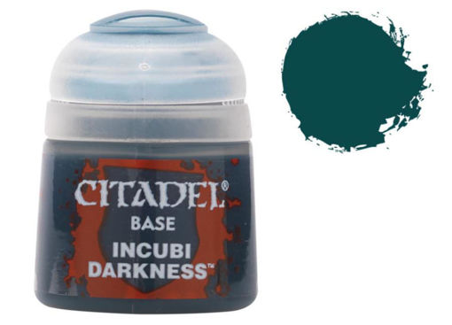 Picture of Citadel Paint: Base - Incubi Darkness