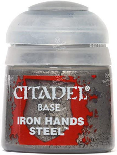 Picture of Citadel Paint: Base - Iron Hands Steel
