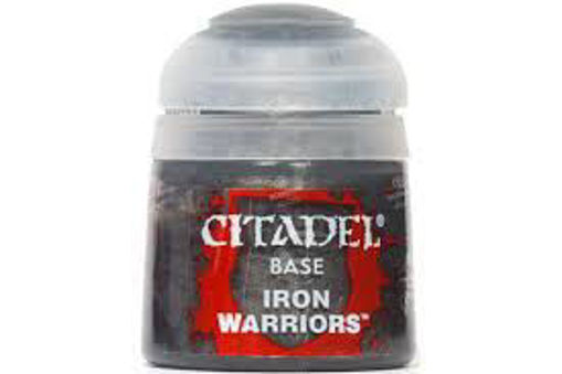 Picture of Citadel Paint: Base - Iron Warriors