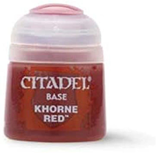 Picture of Citadel Paint: Base - Khorne Red